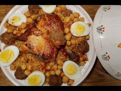 تليتلي بمرقة حمرة بطريقتي بنة لا تقاوم جوزو تشوفو معايا Youtube Food Meat Chicken