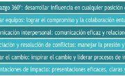 """Curso Universitario de Especialización en """"Liderazgo Profesional y Empresarial"""""""