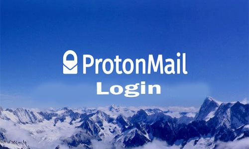 Protonmail Login Protonmail App Email Security Email