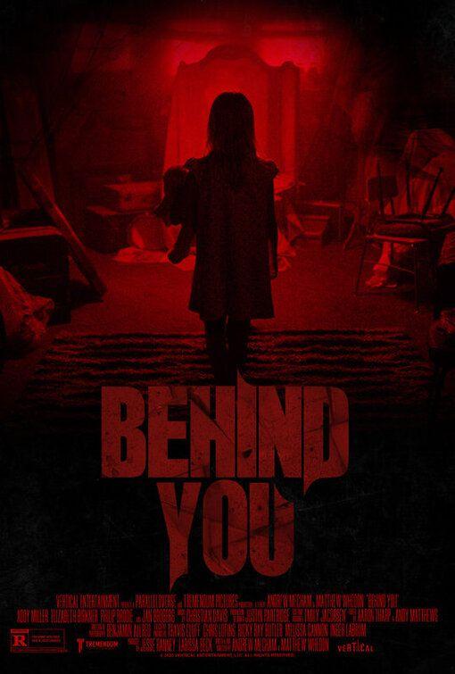 Reseña Behind You Pelicula De Horror Peliculas De Terror Películas Completas