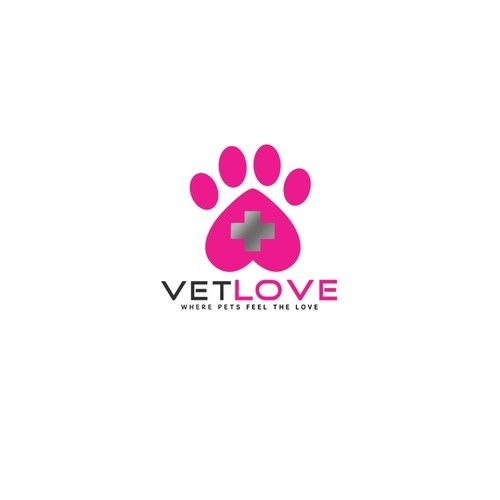 Design A Logo That Communicates Love By Vets For Animals Logo