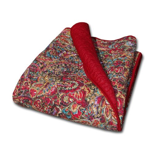 Found it at Wayfair - Persian Cotton Throw