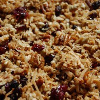 gluten free granola Recipe - ZipList