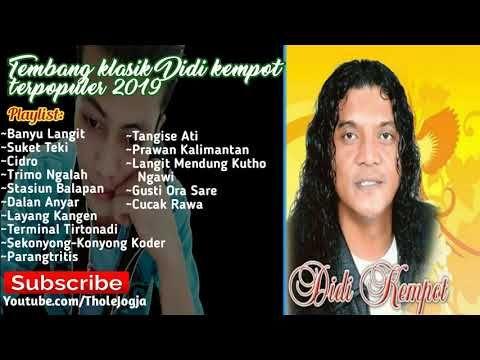 Didi Kempot Suket Teki Full Album Klasik Terbaru 2019 Youtube