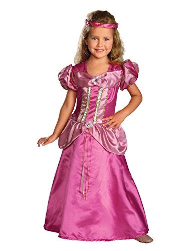 What little girl doesn't want to be a fairytale princess?