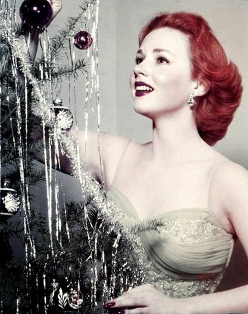 Christmas with Piper Laurie, 1950