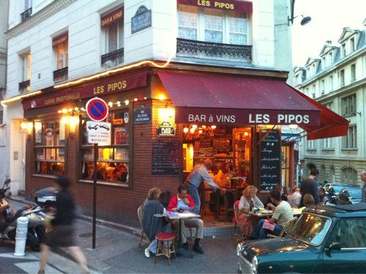 Les Pipos bar a vins (5th arr)