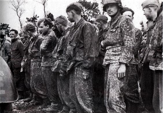 d-day german surrender