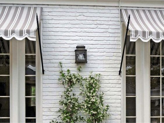 Fabulous Porch Awning Take A Look At Our Report For More Designs Porchawning In 2020 Window Awnings Awning Over Door Fabric Awning