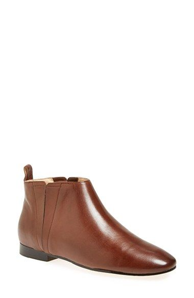 Free shipping and returns on Cole Haan 'Embury' Bootie (Women) at Nordstrom.com. Stretchy hidden elastic insets—one on each side—perfect the fit of a cleanly styled leather bootie that's sure to be an instant favorite. <br><br>Founded in Chicago, Illinois in 1928, Cole Haan is known for producing stylish, classic shoes with an emphasis on comfort.