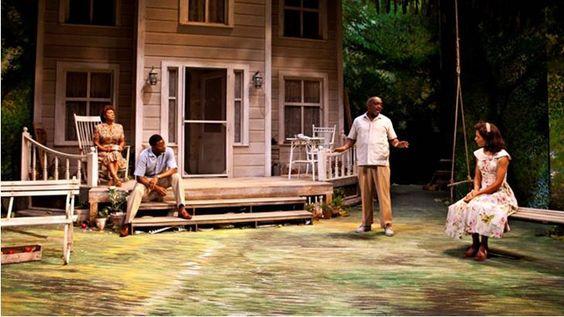 All My Sons at Talawa Theatre Company.
