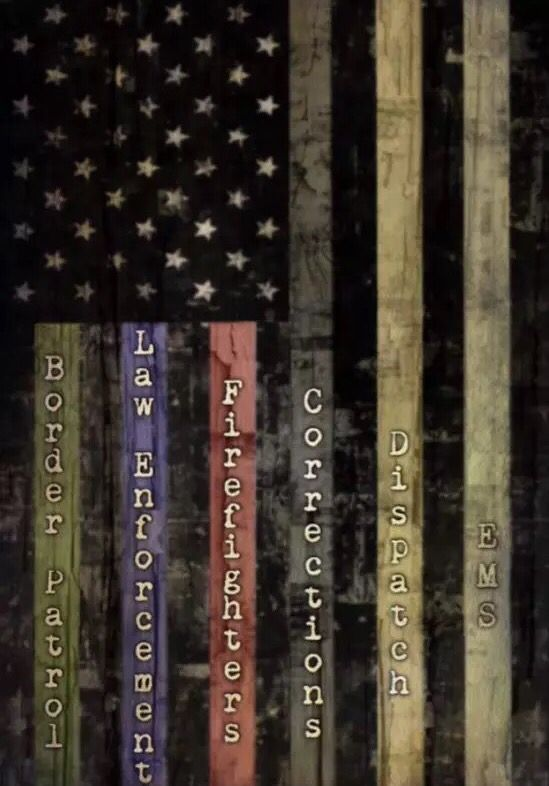Thin Green Line, Thin Blue Line, Thin Red Line, Thin Silver Line, Thin Gold Line, Thin White Line