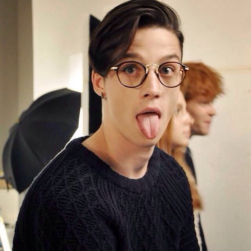 Ash Stymest, Hot, and model image