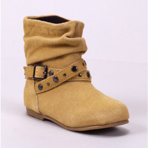 Girls Slouchy Boots