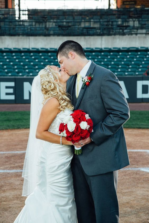 Play Ball! 40 Ways to Incorporate Baseball Into Your Big Day