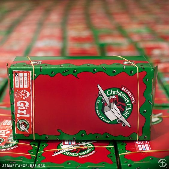 More than enough to share with your friends! Click here to order empty shoe boxes: http://spsocial.org/acE