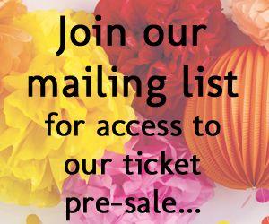 Newsletter sign up success — The Handmade Fair