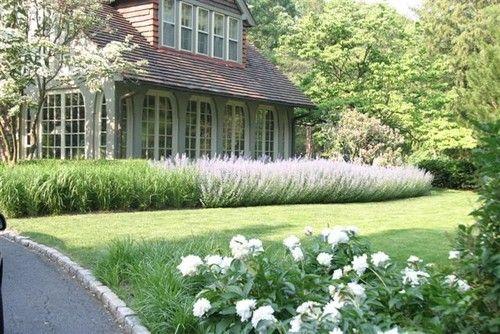 windows. lavender and peonies