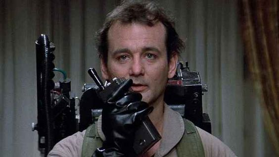 And most of Bill Murray's lines were ad-libs.