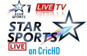 Star Sport 1 Live Streaming On Crichd Sports Live Cricket