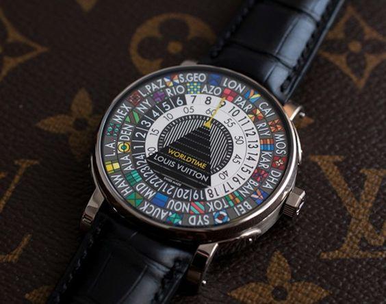 Louis Vuitton Escale Worldtime Watch | First Look