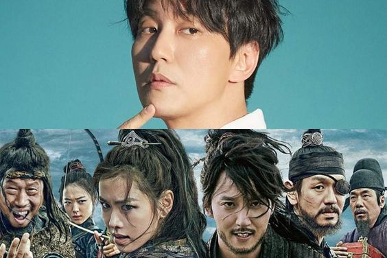 """Kim Nam Gil Turns Down """"The Pirates"""" Sequel + Lotte Entertainment Responds To Halted Production Reports"""