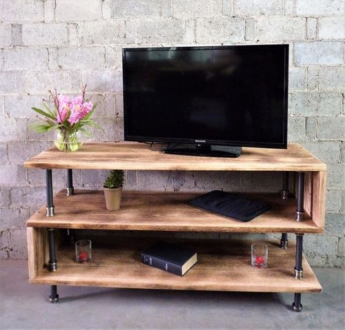 10 Best Doable Diy Tv Stand Ideas Tv Stand Wood Wood