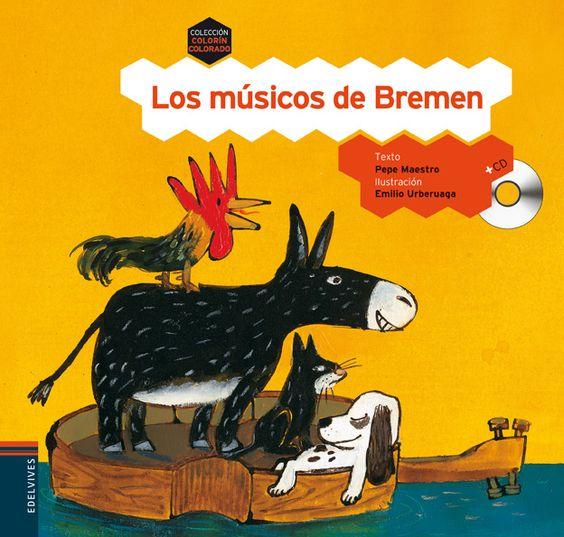 Resultado de imagen de los musicos de bremen pepe maestro