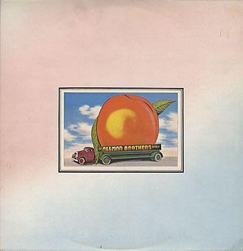 Allman Brothers Band, Eat A Peach 1972