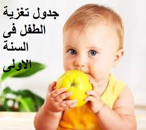 الحياة الصحية تغذية الطفل فى السنة الأولى Kids Nutrition Vegan Baby Formula Healthy Kids