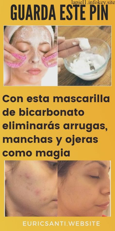 Bicarbonato y limón para las arrugas