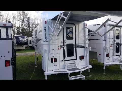 2004 Northern Lite 8 5 Classic Short Box Truck Camper