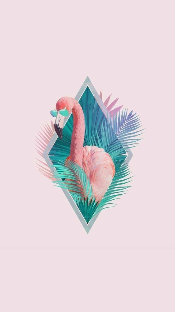 Ring In Summer With These 40 Cute Phone Wallpapers Page 16 Of 46 Veguci Flamingo Wallpaper Summer Wallpaper Tumblr Wallpaper