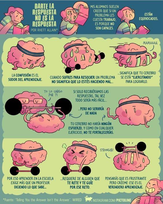 Ejercitando el cerebro