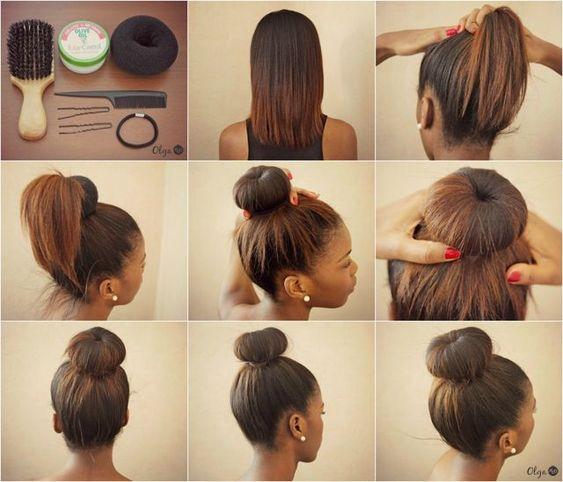Les tutos coiffures sont souvent pour les femmes aux cheveux très longs mais qu'en est-il de celles qui ont les cheveux mi-longs ou courts? Sept idées pour vous coiffer. ...