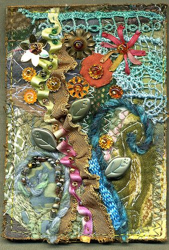 Molly Jean Hobbit's Aceo Flowers