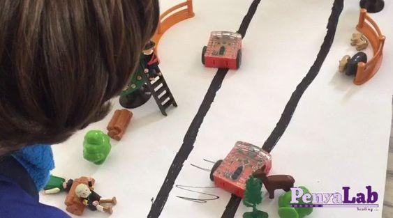Juguem amb el robot Edison a seguir línies