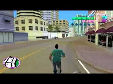 game play gta Vice city online video Grand theft auto