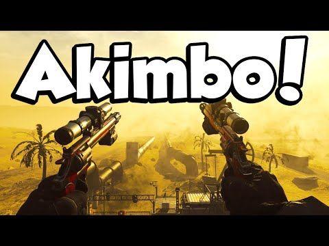 New Akimbo Pistols Call Of Duty Modern Warfare Season 2 Youtube In 2020 Modern Warfare Call Of Duty Warfare
