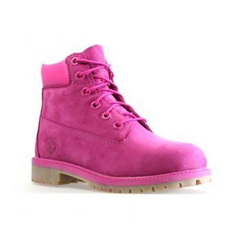 Timberland - Boots 6-inch Premium Junior - Rose Monochrome