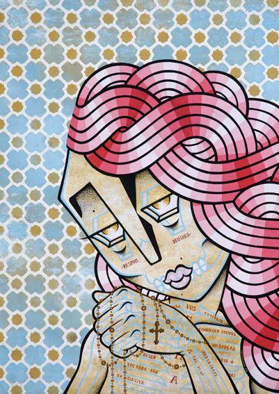 """O artista plástico Stephan Doitschinoff, apresenta a exposição individual """"Cras (Novo asceticismo)"""", na galeria Acervo da Choque, de 10 de abril a 3 de maio. A exposição vai contar com cinco grandes pinturas inéditas, bem como uma série de desenhos. Inspirada na vida dos ascetas, nessa nova fase o artista procura refletir sobre os tipos...<br /><a class=""""more-link"""" href=""""https://catracalivre.com.br/geral/agenda/barato/cras-novo-asceticismo/"""">Continue lendo »</a>"""