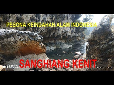 Pesona Keindahan Alam Indonesia Destinasi Wisata Bandung Sanghiang Kenit Youtube Di 2020 Alam Indonesia Pesona