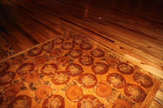 log end flooring 1