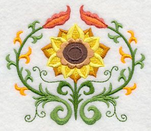 Machine Embroidery Designs at Embroidery Library! - Color Change - K4825