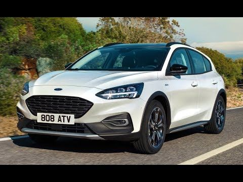 2019 Ford Focus Active Interior Exterior And Drive Youtube