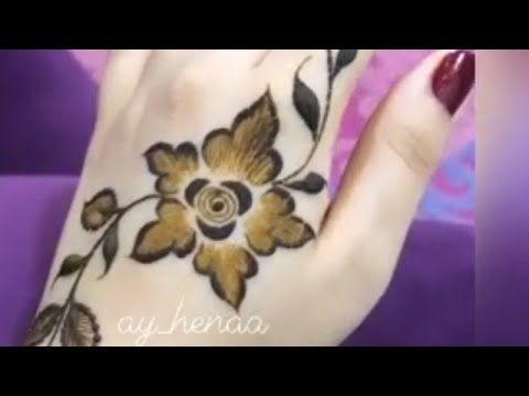 روعه وجمال نقوش الحناء Youtube Henna Animal Tattoo Tattoos