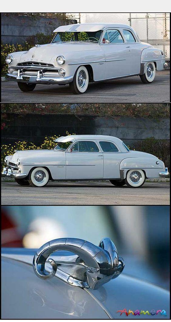 1952 dodge coronet 2 door sedan dodge pinterest we for 1950 dodge coronet 2 door