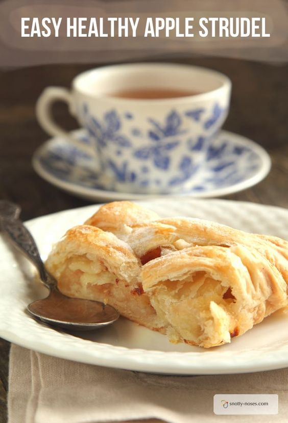 healthy apple easy apple and more apple strudel strudel strudel ...