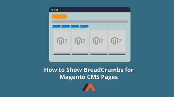 How To Show Breadcrumbs For Magento Cms Pages Magento Page Bread Crumbs
