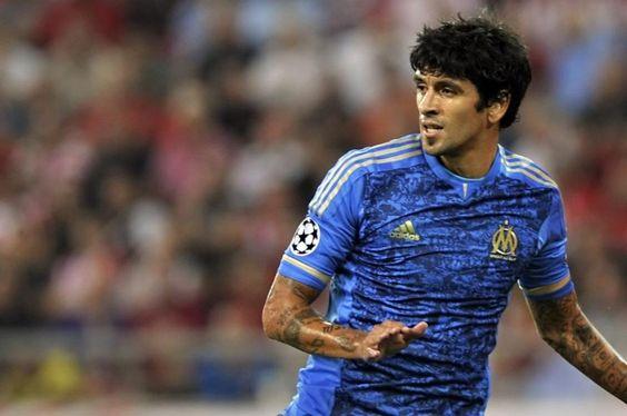 18,4 miljoen euro - Lucho González (naar Olympique Marseille)